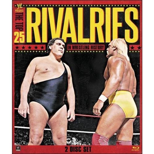 WWE: Top 25 Rivalries (Blu-ray) (Full Frame)