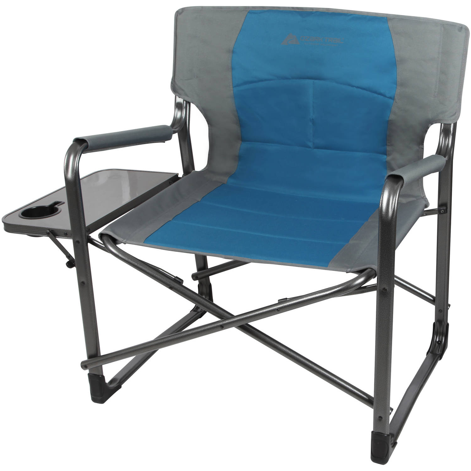 NEW 600 LBS Oversized Camping Director Chair Outdoor Folding