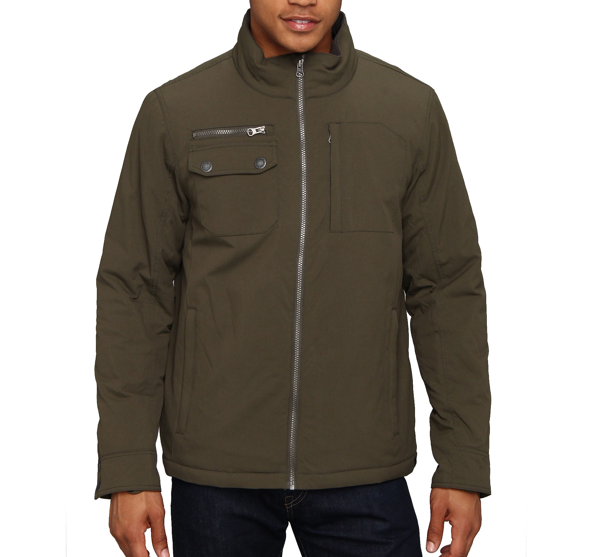 Prana Men's Water Resistant Carter Jacket