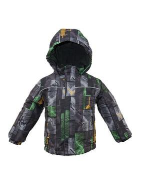 Iceburg Baby Toddler Boy Insulated Winter Jacket Coat