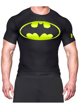 dfe405df42d10b Product Image Under Armour NEW Black Mens Size Medium M Batman Compression  T-Shirt