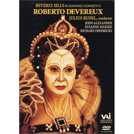 Roberto Devereux (DVD)