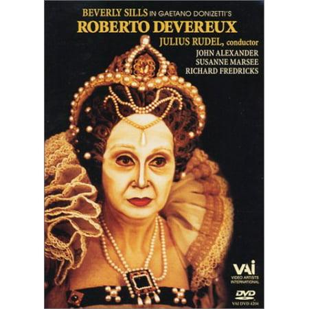 Roberto Devereux (DVD) - Halloween Restaurant In New York City