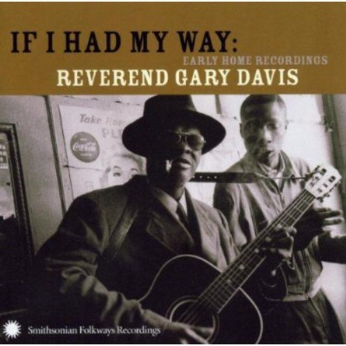 Personnel: Reverend Gary Davis (vocals, guitar); Annie Davis, Kinny Pebbles (vocals).<BR>Recorded in 1953. Includes liner notes by John Cohen.