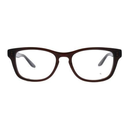 Barton Perreira BP Pasty SBR Sienna Brown Plastic Eyeglasses 49mm (Barton Perreira Titanium)