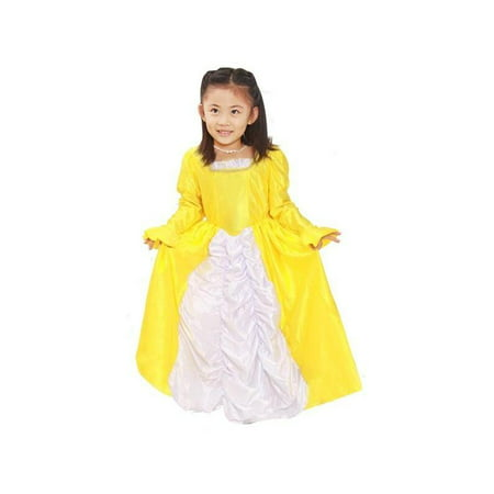 Child Beauty & the Beast Belle Dress Costume