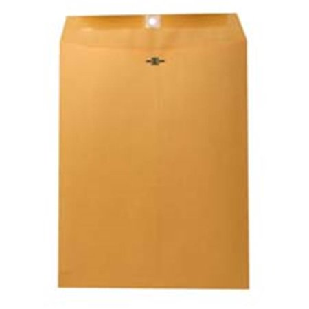 Clasp Envelope- 28Lb- 9in.x12in.- Natural Kraft - image 1 of 1