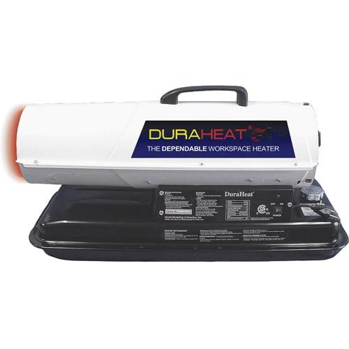 Duraheat World Marketing 70,000-BTU Kerosene Forced Air Heater, DFA-80T