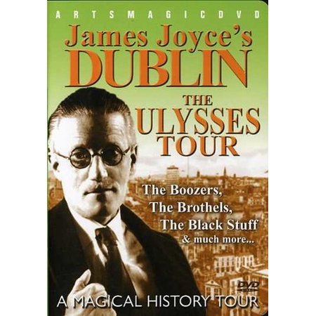 James Joyce's Dublin: The Ulysses Tour (DVD) (Ulysses Dvd)