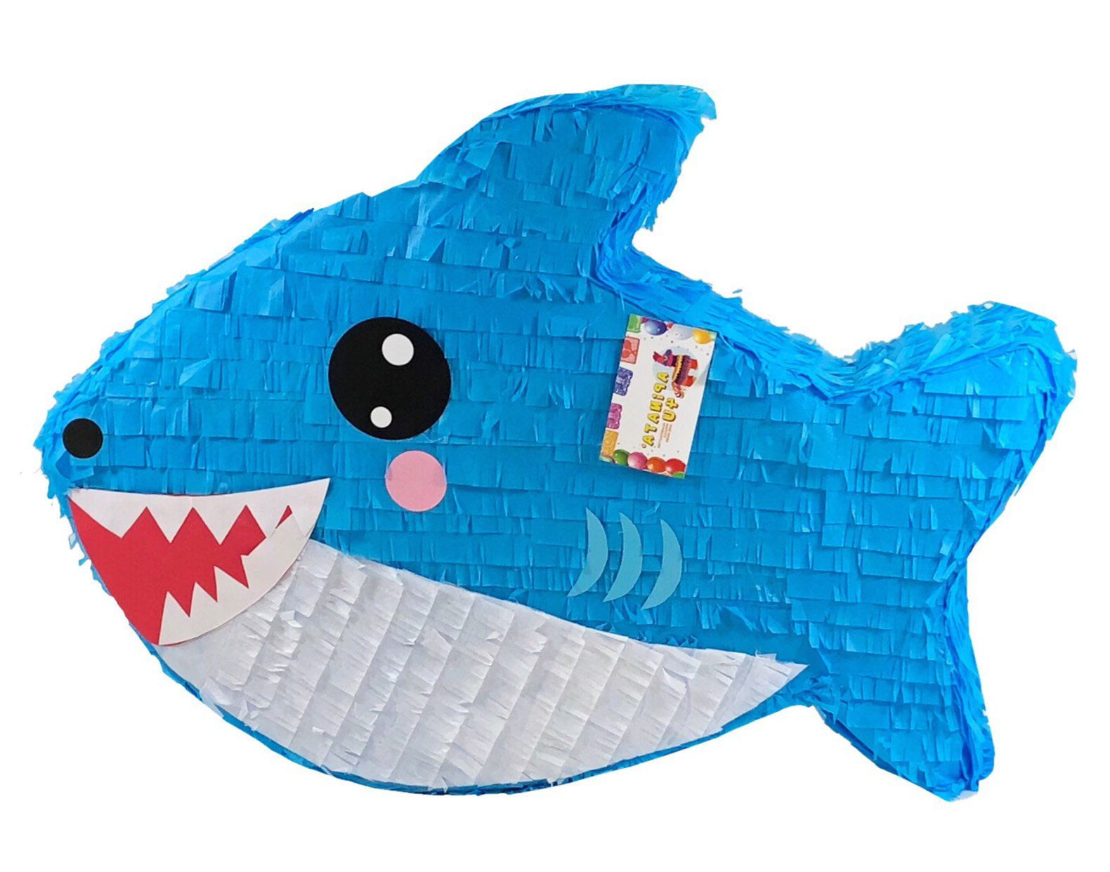 baby shark Piñata  Custom made