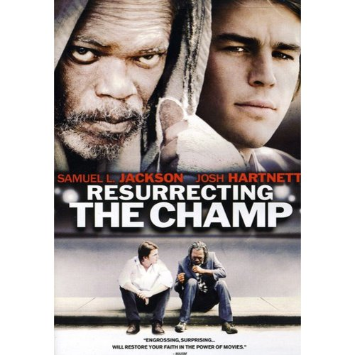 RESURRECTING THE CHAMP (DVD/WS-2.35/ENG-SP SUB/REPACKAGED)