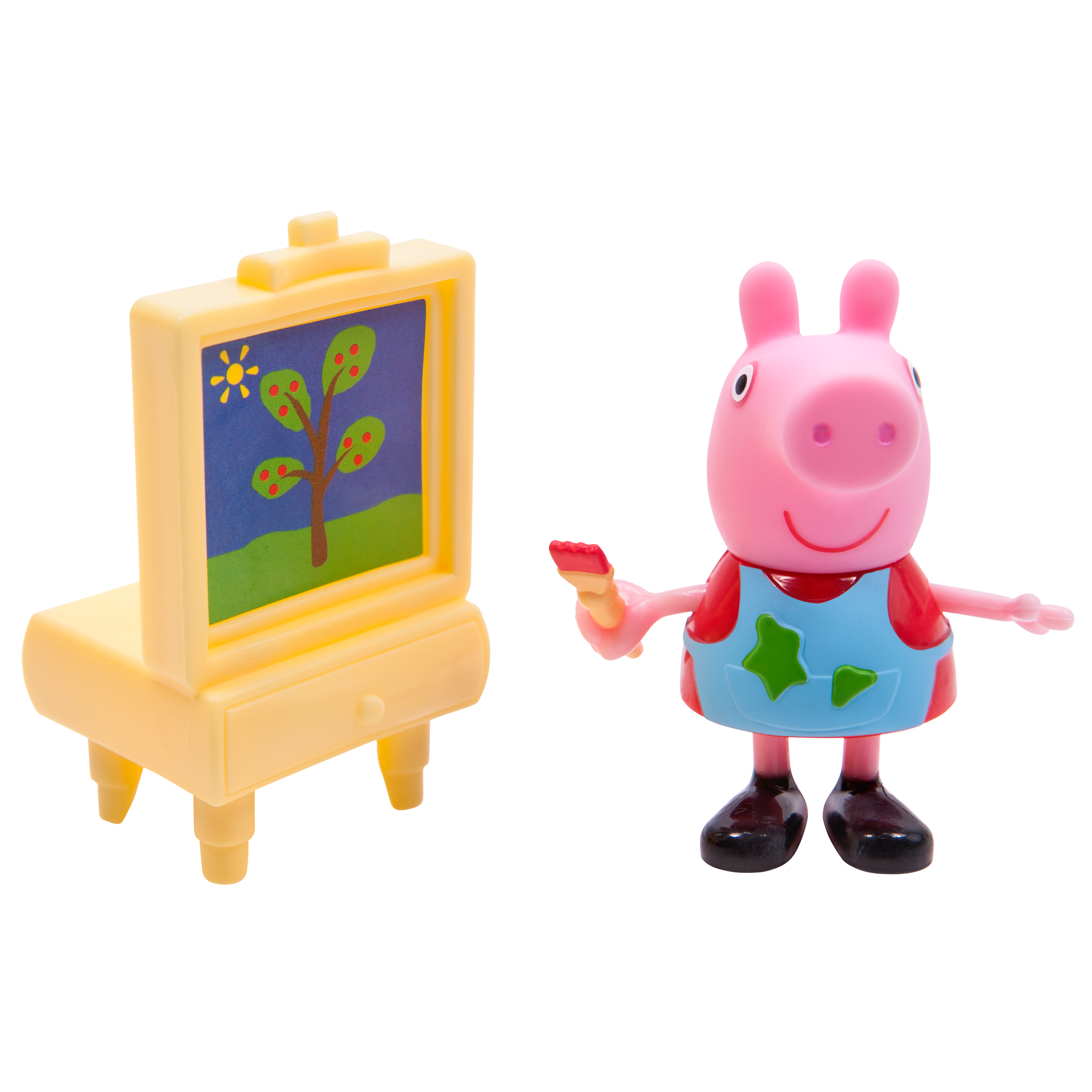 Peppa Pig Peppa W/ Painting