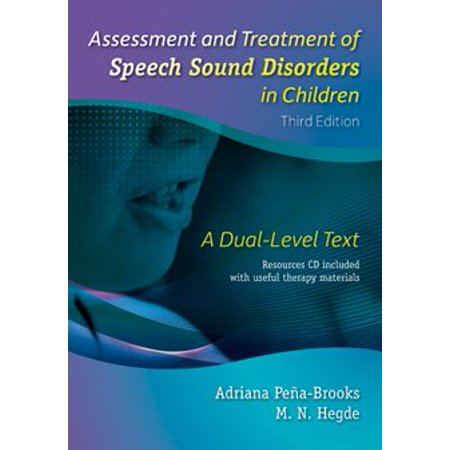 Assessment and Treatment of Speech Sound Disorders in Children : A Dual-Level