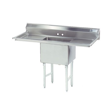 Advance Tabco Free Standing Service Sink