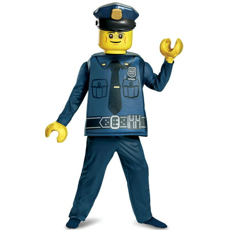 POLICE OFFICER DELUXE - Police Officer Uniform