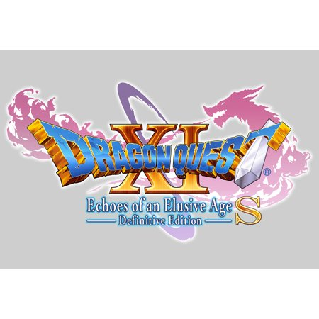 Dragon Quest XI S: Echoes of an Elusive Age Definitive Edition, Nintendo Switch,