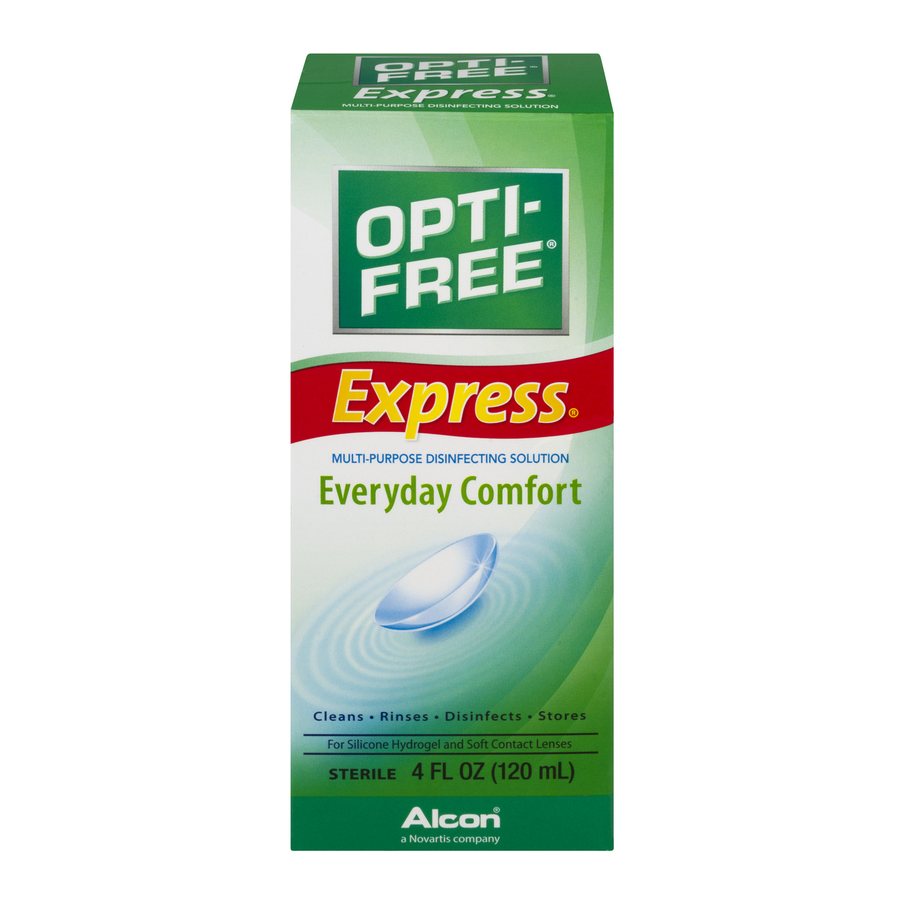 OPTI-FREE EXPRESS Everyday Comfort, 4 oz []