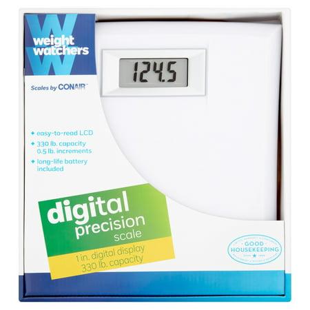 Conair Weight Watchers Digital Floor Scale Ww204w