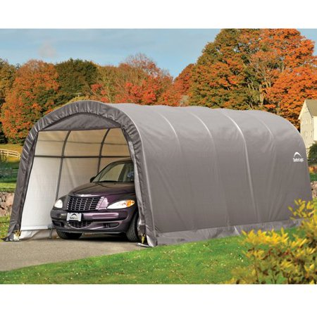 Shelterlogic Garage In A Box 12 X 20 X 8 Roundtop