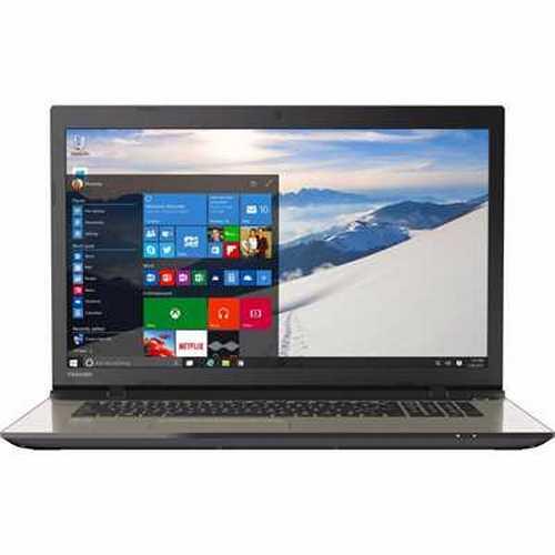 Refurbished Toshiba Satellite L75-C7140, 17.3, 8 GB RAM, Intel i5, Windows 10 Notebook by Satellite