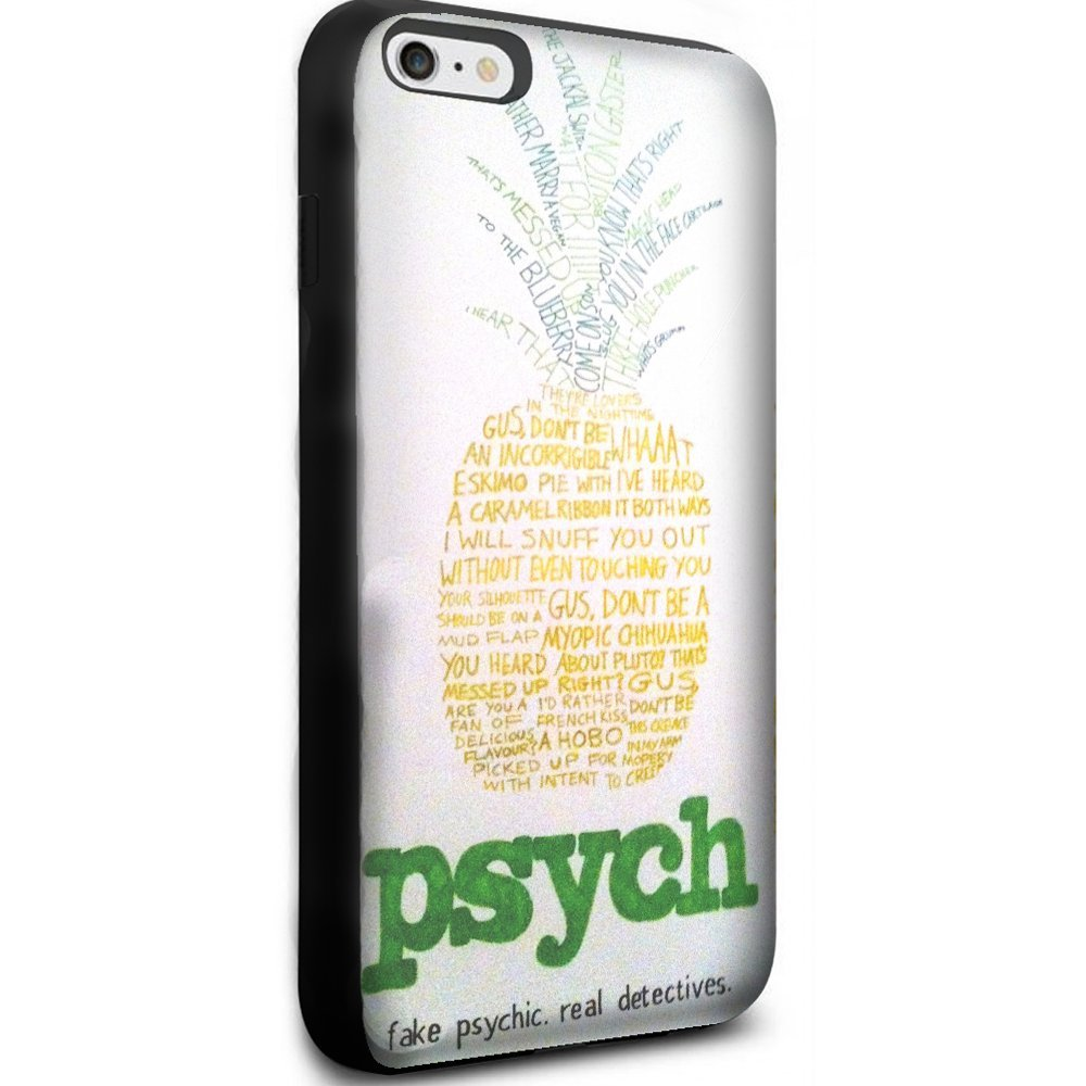 Ganma Psych Logo Case For iPhone Case (Case For iPhone 5/5s White)