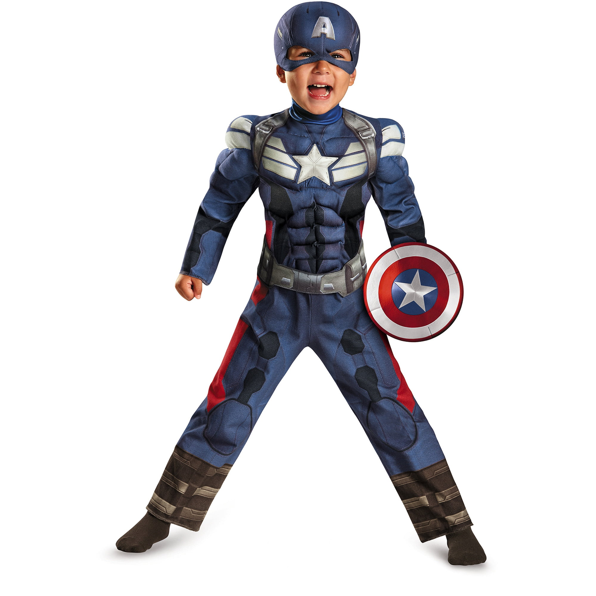 Captain America 2 Toddler Halloween Costume Walmart Com Walmart Com Buy captain marvel halloween costumes, cheap captain marvel cosplay costumes low price, just choose your favorite superhero captain marvel product name: captain america 2 toddler halloween costume