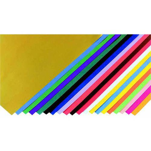 "Fadeless Sulphite Art Paper, 50 Pound, 12"" x 18"", Multiple Colors, Various Counts"