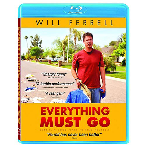 Everything Must Go (Blu-ray) (Widescreen)