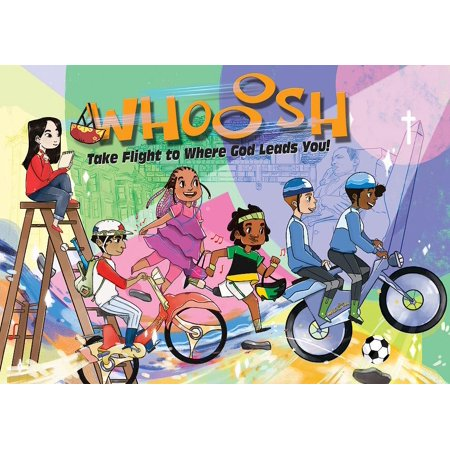 Vacation Bible School (Vbs) 2019 Whooosh Sunday School Guide : Take Flight to Where God Leads You! - Vbs Tips