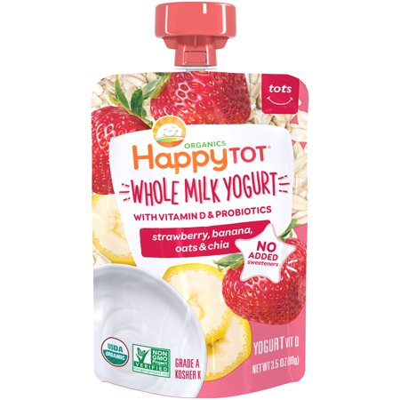 Happy Tot Yogurt