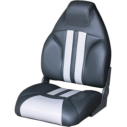 Wise Deep Contoured Sport Fishing Boat Seat
