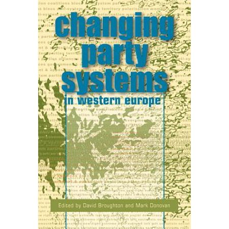 Changing Party Systems in Western