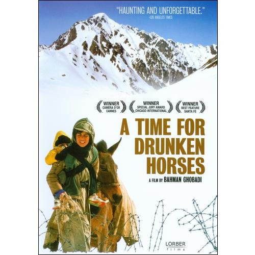A Time For Drunken Horses (Kurdish) (Widescreen)