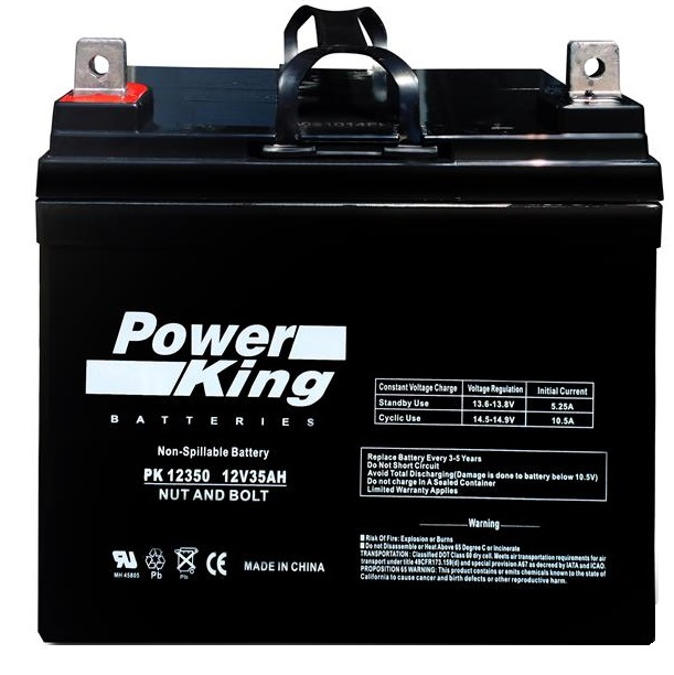 John Deere Mower 180 Battery  CCA300