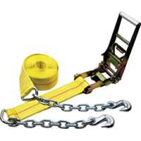 S-Line 597-CH 4X27X6666# Ratchet Chain Chain Anchor Ends Heavy Duty 34 Fixed End Ea