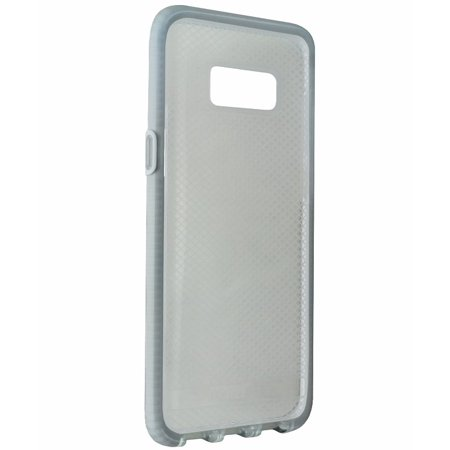 Tech21 Evo Check Protective Case Cover for Samsung Galaxy S8+ - Clear / White