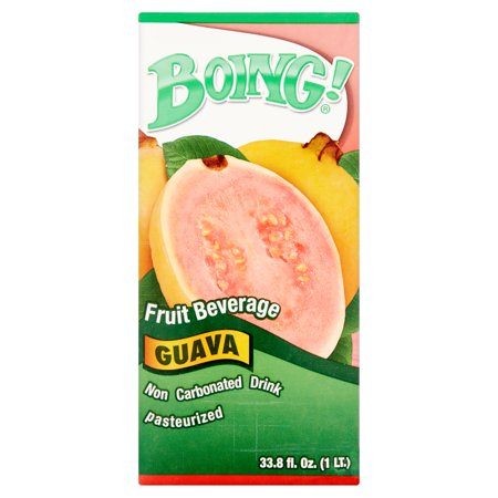Boing  Guava Fruit Beverage  33 8 Fl Oz
