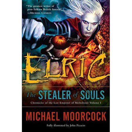 Elric, The Stealer of Souls by