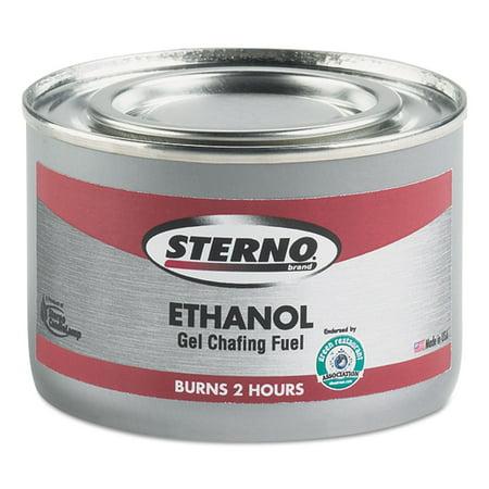 Ethanol Gel Chafing Fuel Can, 182.4g, 72/Carton