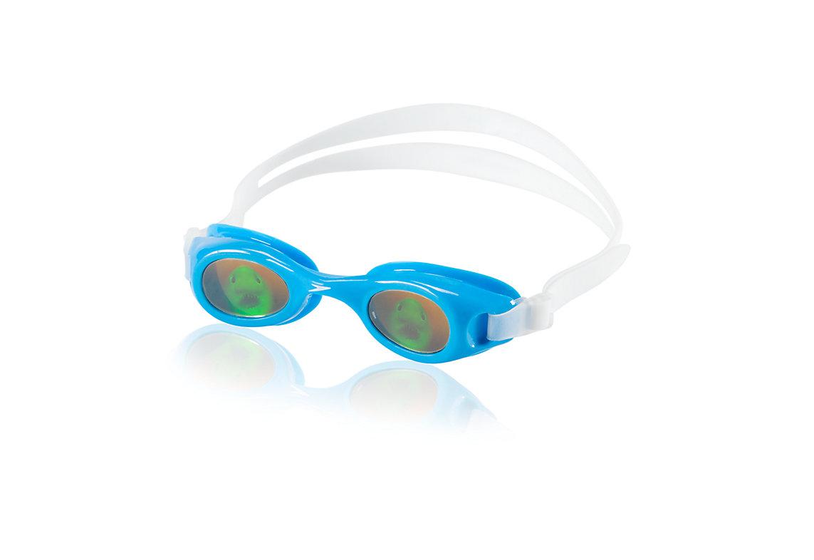 Speedo Kids Jr. Swim Swimming Youth Holowonders Goggles w  Hologram Lens Age 4+ by Speedo