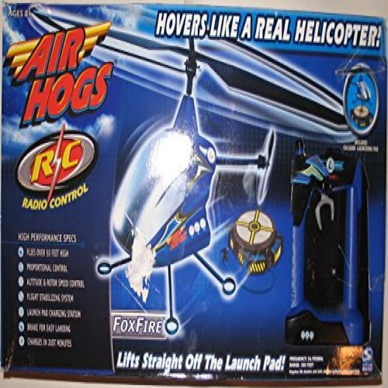 Air Hogs FoxFire Radio Control Helicopter by