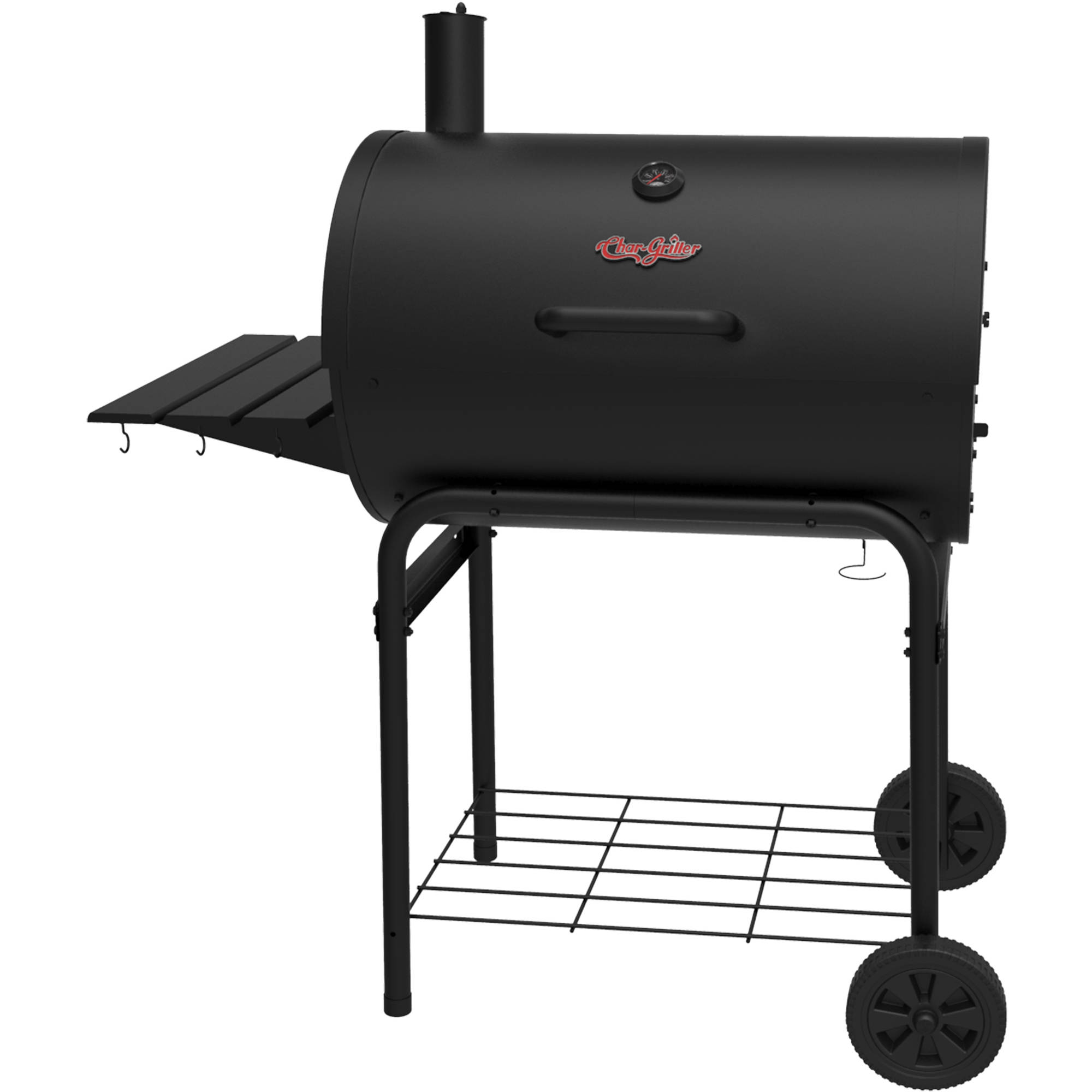 Char-Griller Deluxe Barrel Charcoal Grill