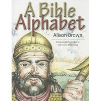 A Bible Alphabet (Paperback)