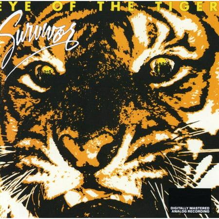 Eye of the Tiger (CD)
