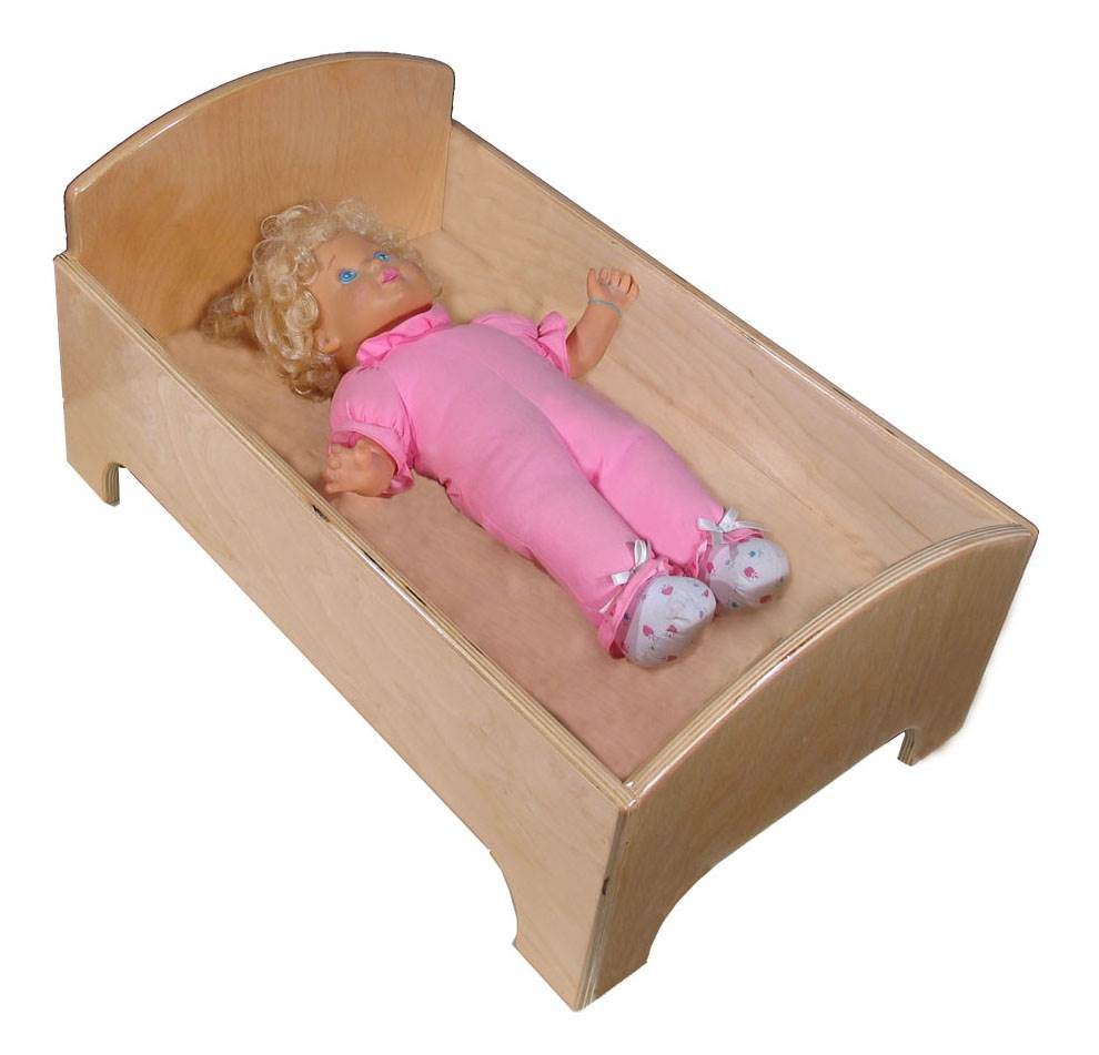 Doll Bed for Kids