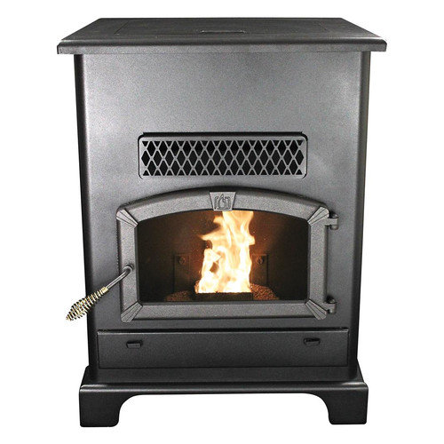 United States Stove Company Pellet Stove with Ash Pan