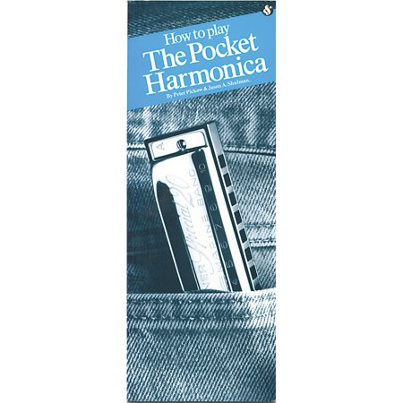 How To Play Harmonica - Music Sales How to Play Pocket Harmonica Book