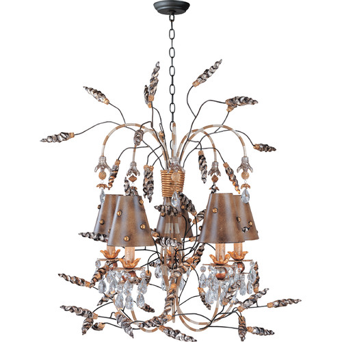 Flambeau Lighting Renaissance 5 Light Chandelier