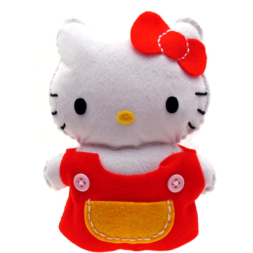 Sew a Hello Kitty Doll by