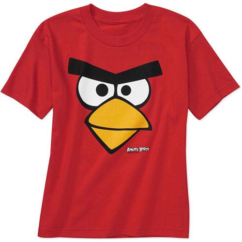 Rovio Kids' Angry Bird Graphic Tee